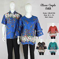 Blus Lengan Lonceng Baju Batik Gamis Batik Batik Murah Model
