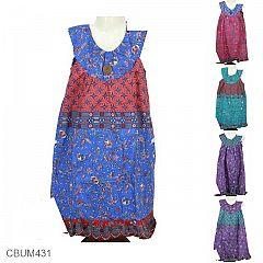 Baju Batik Anak Jesica Motif Kacang Sirsat Size XL