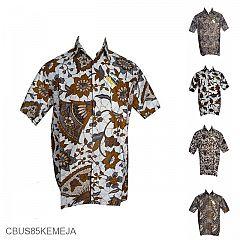 Baju Batik Sarimbit Motif Batik Etnik