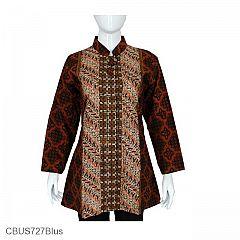 Baju Batik Sarimbit Blus Motif Ceplok
