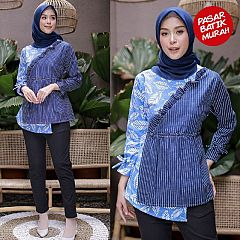 Blouse Cindy Navy