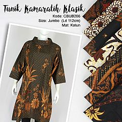 Dress Tunik Batik Kamaratih