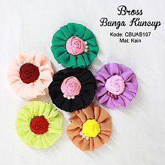 Bros Serut Bunga Kuncup