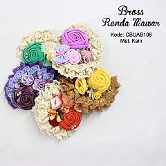 Bross Renda Mawar