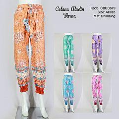 Celana Aladin Warna Tumpal