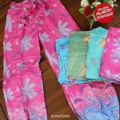 Celana Aladin Warna Cerah Tumpal