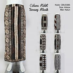 Celana Kulot Sarung Klasik