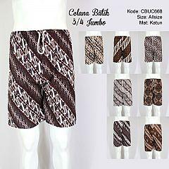 Celana Panjang Batik Standard Motif Klasik