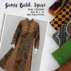 Comfy Syari Dress Batik
