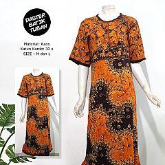 Daster Batik Kaos Batik Cap Tuban Tali