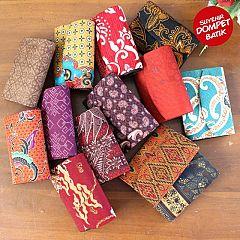 Dompet Batik Magnet Mini