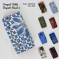 Dompet Batik Magnet Kecil 2