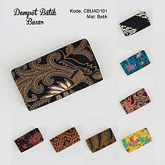 Dompet Batik Magnet Besar