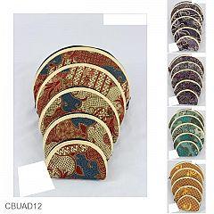 Dompet Batik Susun Lima Motif Batik Semi Prodo II