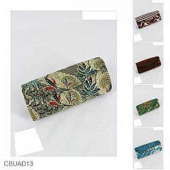 Dompet Tabung Putar Batik Magnet Motif Batik Indonesia