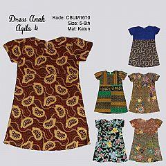 Dress Anak Aqila Kotemporer 4