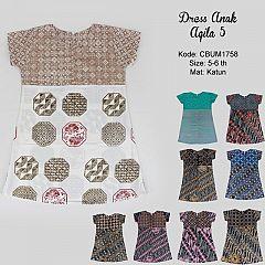 Dress Anak Aqila Kotemporer 5