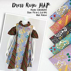 Dress Tunik Raya Sekar Parang 2
