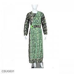 Gamis Batik Cumi Tosca