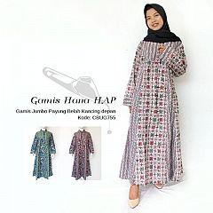 Gamis Batik Hana HAP Motif Rante