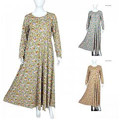 Gamis Payung Bubble Queena