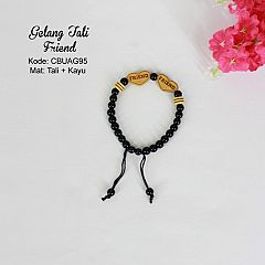 Gelang Tali Tasbih Friend