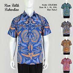 Jual Baju Batik Exclusive Pria Model Baju Batik Exclusive Pria