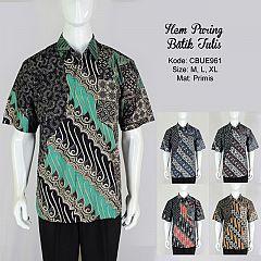 Hem Puring Batik Tulis Bayuaji