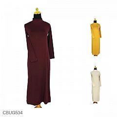 Inner Gamis Muslim Alivah