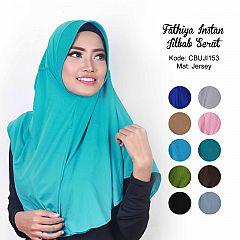 Jilbab Instant Serut Fathiya