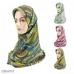 Jilbab Segi Empat Cassa Umama