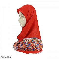 Jilbab Segi Empat Tirex Emma