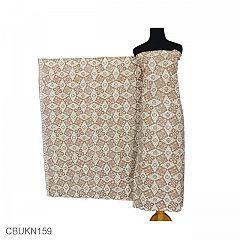 Kain Batik Cap Warna Alam Tinggi