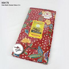 Kain Batik Cibulan Motif Bunga 3