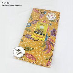 Kain Batik Cibulan Motif Bunga 4