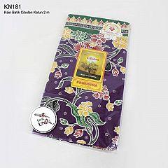 Kain Batik Cibulan Motif Bunga 5