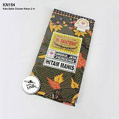 Kain Batik Cibulan Motif Bunga 8