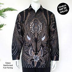 Kemeja Batik Panjang Furing Halus Sragenan Peksi Raga