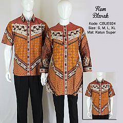 Kemeja Batik Pendek Blarak 9104