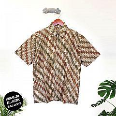 Kemeja Batik Prabu Lawasan