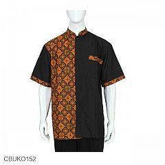 Koko Batik Katun Motif Ceplok