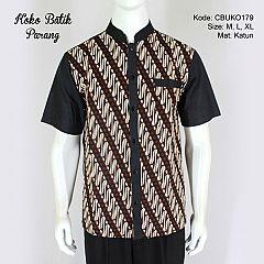 Koko Batik Katun Motif Parang