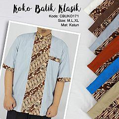 Koko Batik Klasik