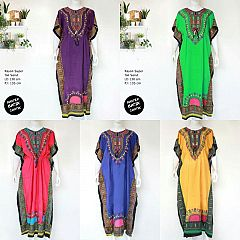Longdress Kelelawar Kencana Ayu India