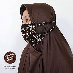 Masker Hijab Jumbo