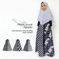 Outer Batik Anak Remaja Ayodia