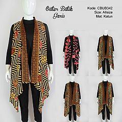 Outer Batik Garis