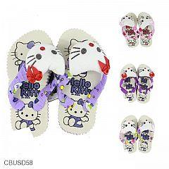 Sandal Anak Motif Hello Kitty