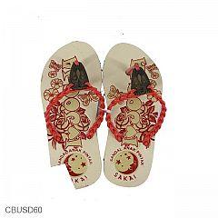 Sandal Batik Anak Tali Kepang Sakai