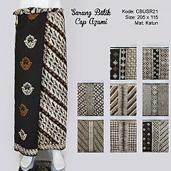 Sarung Batik Cap Azami